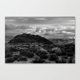 Depth Canvas Print