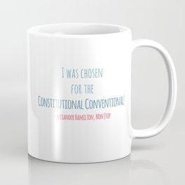 CONSTITUTIONAL CONVENTIONAL Coffee Mug