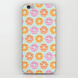 Kawaii Party Rings Biscuits iPhone Skin