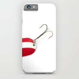 Fishing Tackle 16 iPhone Case