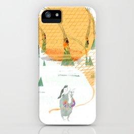 Beach House - Norway iPhone Case