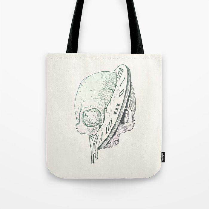 Through Time Tote Bag