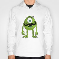 mike wrobel Hoodies featuring Mike by Satanoncrack