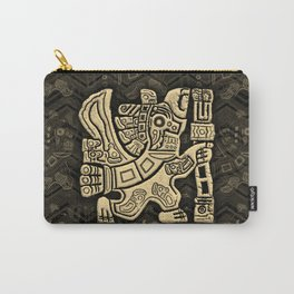 Aztec Eagle Warrior Carry-All Pouch