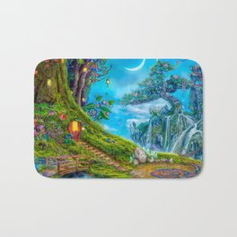 Day Moon Haven Bath Mat