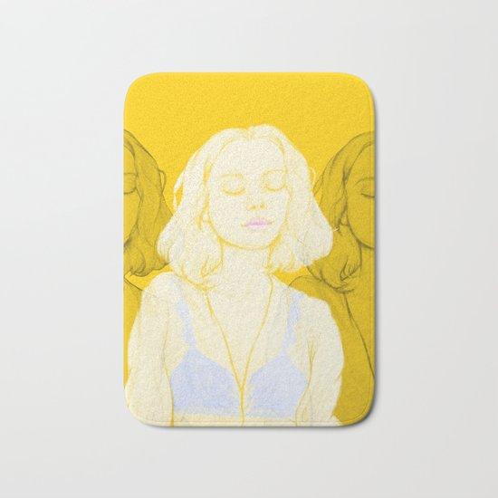 Lemondrop Bath Mat