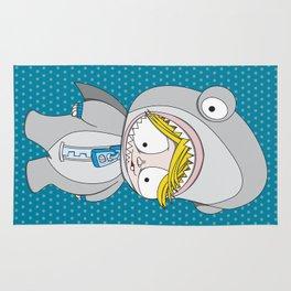 Sharkboy Rug