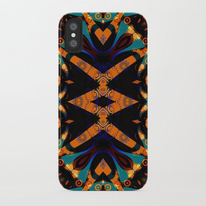 Tribal Geometric iPhone Case