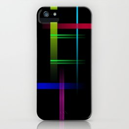 HT Lines iPhone Case