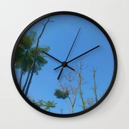 Skylight #2 Wall Clock