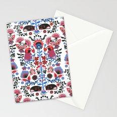 The Pug of Folk Stationery Cards