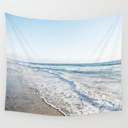 San Diego Waves Wall Tapestry