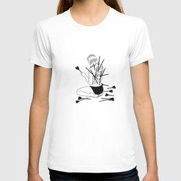 I fall in love too easily T-shirt