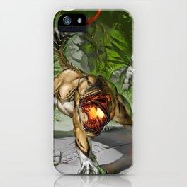 Manticore iPhone Case