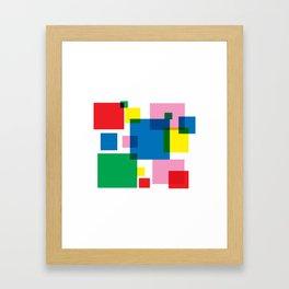New Year 18 Framed Art Print