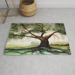 Tree Spirits Rug