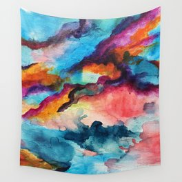 Unexpected Blends Wall Tapestry