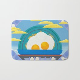 Sunny Up (On The Range) Bath Mat