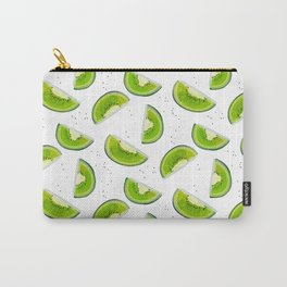 Kiwi texture Carry-All Pouch