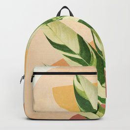 Summer Banana Leaves Backpack