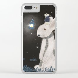 starlight Clear iPhone Case