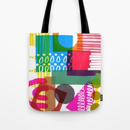 Pattern One Tote Bag