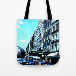 Days Long Past: Hotel de Castiglione Tote Bag