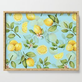 Vintage & Shabby Chic - Lemonade Serving Tray