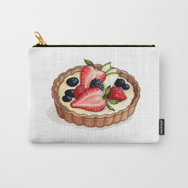 Desserts: Fruit Tart Carry-All Pouch