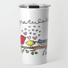 Congrats! - Baby Travel Mug