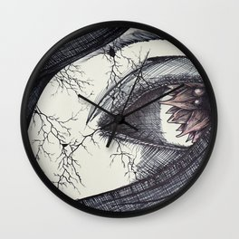 The Truth of Beauty Wall Clock