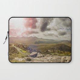 Ireland Mountain Landscape Panorama Laptop Sleeve