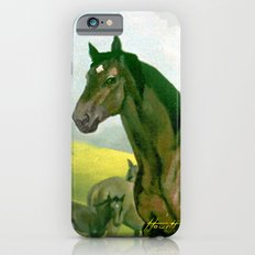 Sound Reason (CAN) - Thoroughbred Stallion Slim Case iPhone 6s
