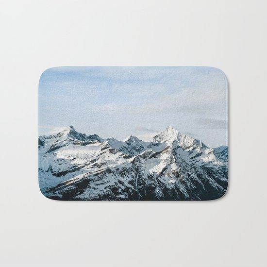 Mountain #landscape photography Bath Mat