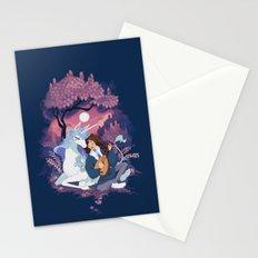 Last Unicorn + Dan Avidan Stationery Cards