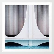 parabolic Art Print