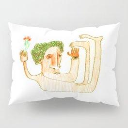 Free Fall Pillow Sham