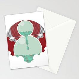 Aqua Vitae 2 Stationery Cards