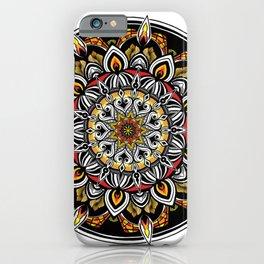 Sun Energy iPhone Case
