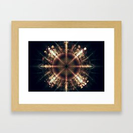 Organic Audio Framed Art Print
