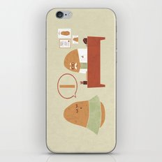 Plastic Surgery iPhone Skin
