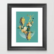 SUMMER IN YOUR SKIN 03 Framed Art Print