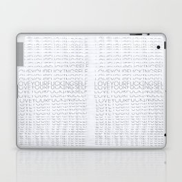 SELF Laptop & iPad Skin