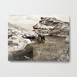 Boscastle, village Metal Print