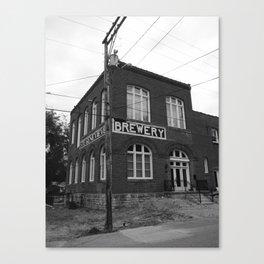 brewery Canvas Print
