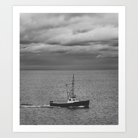 Home from the Sea Art Print