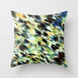 Subconscious Salad Throw Pillow