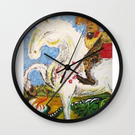 Sao Jorge Wall Clock