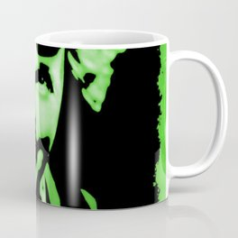 Green Amelia Coffee Mug