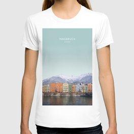 Innsbruck, Austria Travel Artwork T-shirt